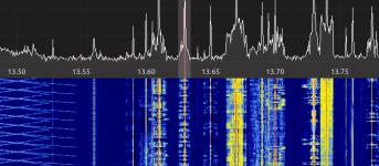 gqrx-spectrum